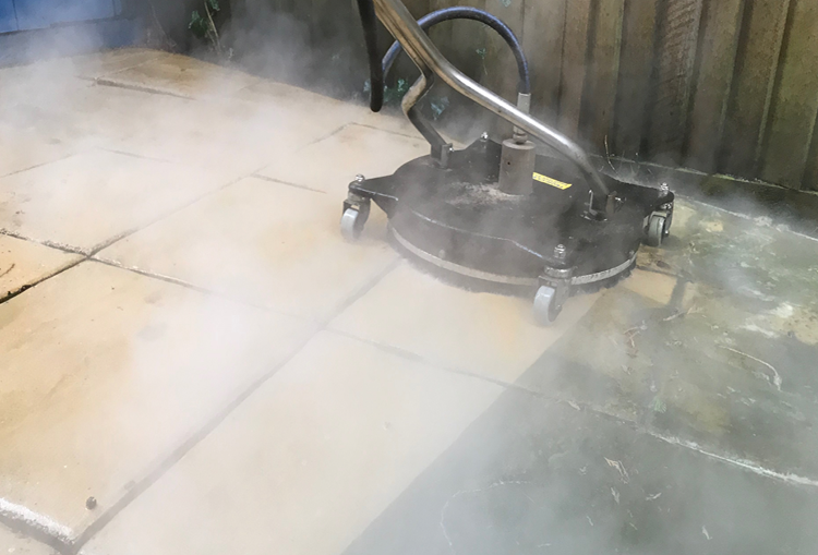 Commercial Pressure Washing Inc Chewing Gum Removal