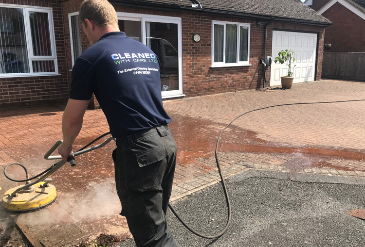 Driveway & Patio Cleaning High Wycombe