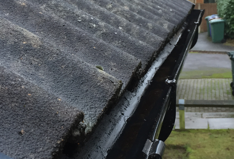 Gutter Cleaning High Wycombe