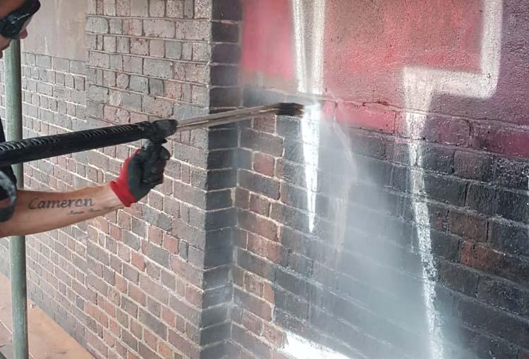 graffiti removal high wycombe