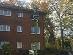 Commercial Gutter Cleaning In Hoddesdon