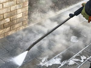 Builders Pressure Washing London